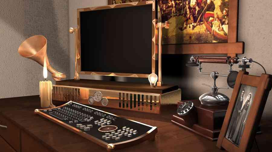 9 ideas de decoración steampunk para ambientes futuristas 4