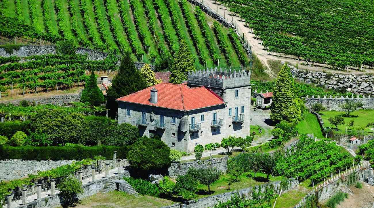 Los vinos Señor da Folla Verde y Torre la Moreira, referentes para 2018 según los expertos 3
