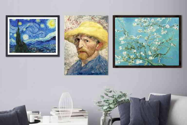Adaptan la obra de Van Gogh al cine y la decoración