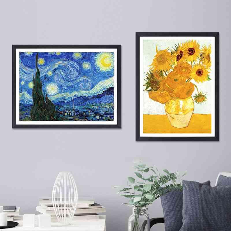 Adaptan la obra de Van Gogh al cine y la decoración 3