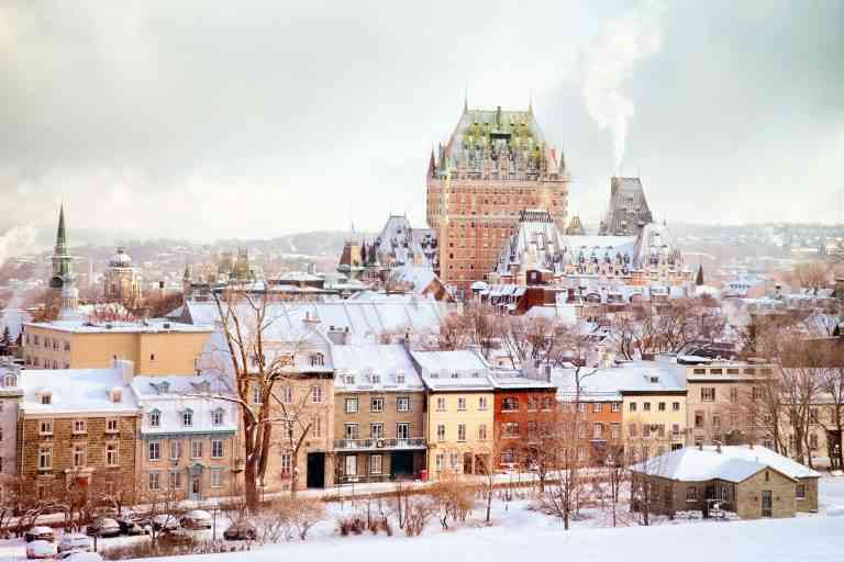 7 destinos perfectos para viajar en invierno