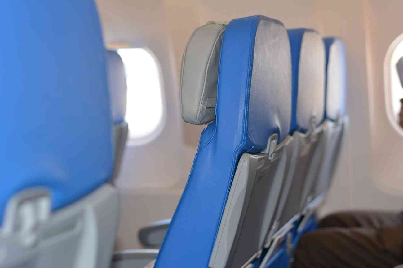¿Qué asientos de los aviones deberían ocupar las personas con sobrepeso? 3