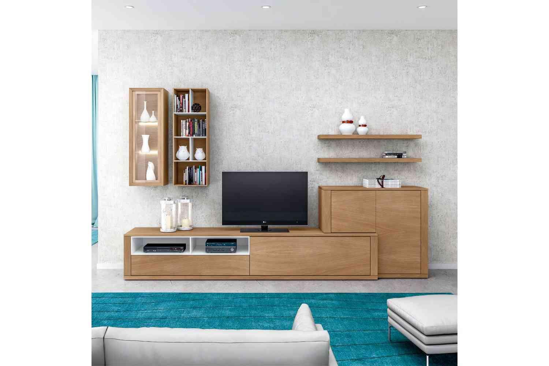Muebles modulares para salones modernos 3