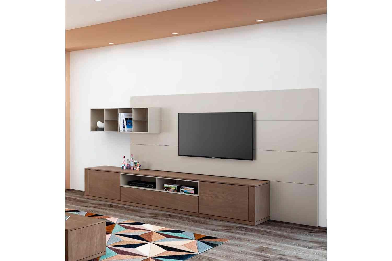 Muebles modulares para salones modernos for Muebles modulares salon modernos