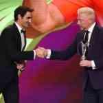 Roger Federer, el deportista más condecorado de la historia de los premios Laureus 4