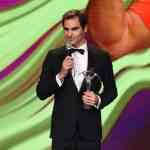 Roger Federer, el deportista más condecorado de la historia de los premios Laureus 5