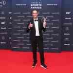 Roger Federer, el deportista más condecorado de la historia de los premios Laureus 6