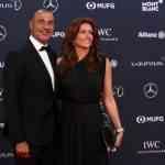 Roger Federer, el deportista más condecorado de la historia de los premios Laureus 11