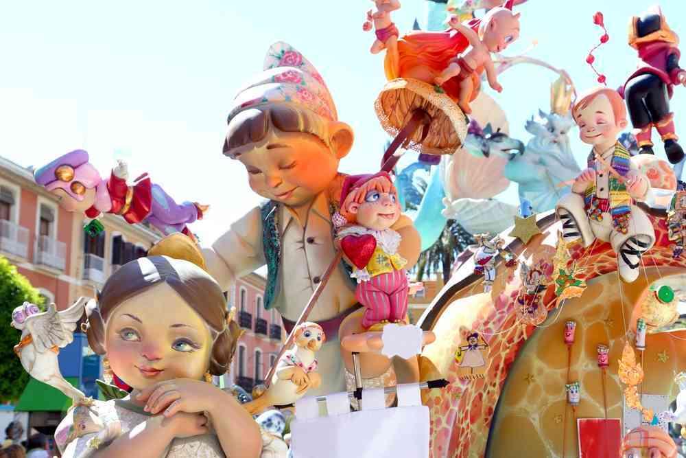 Las Fallas, una de las fiestas favoritas de los españoles 2