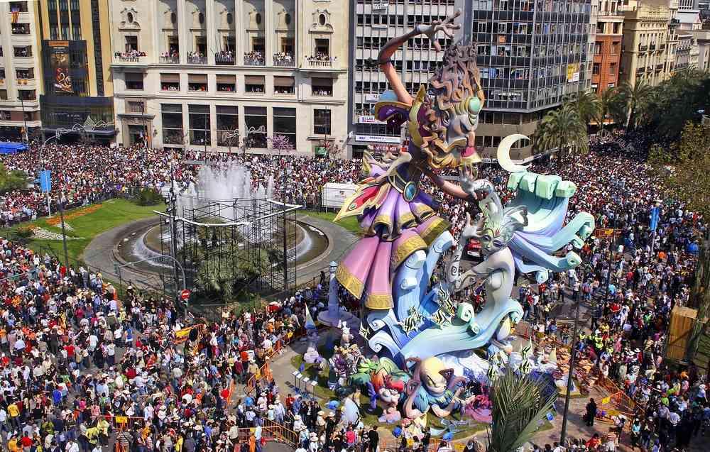 Las Fallas, una de las fiestas favoritas de los españoles 3