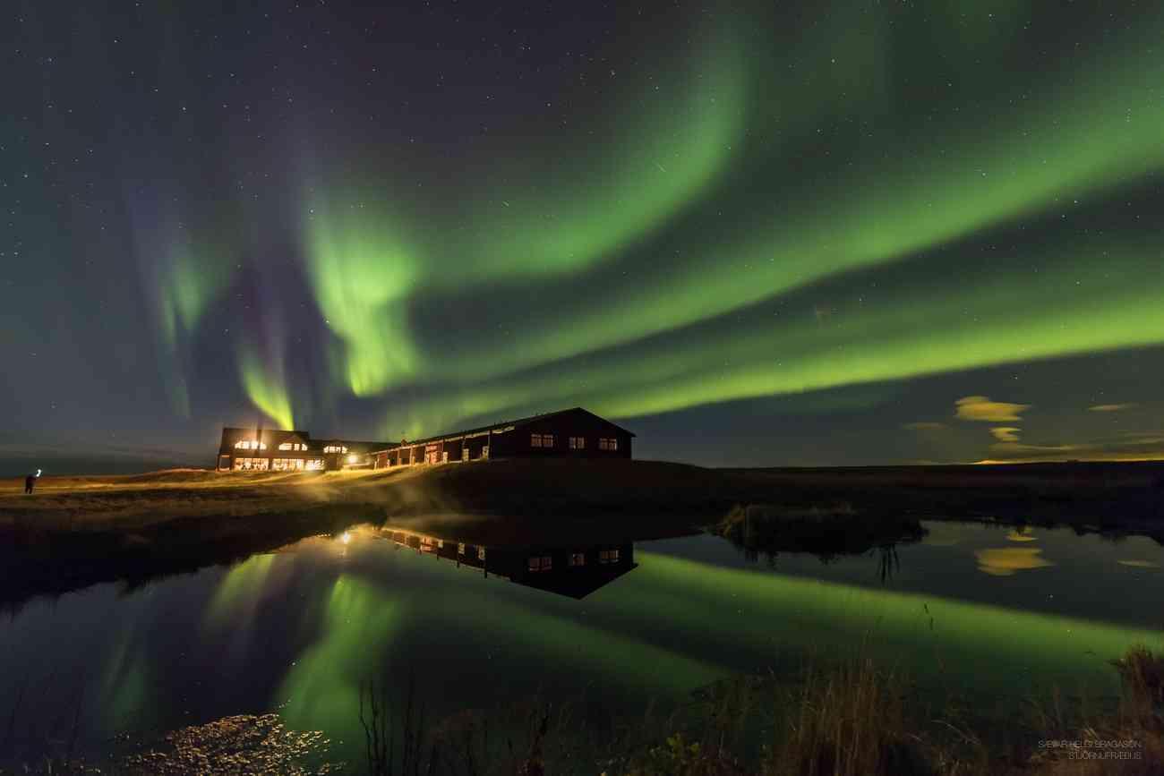 Disfruta de las auroras boreales en estos espectaculares alojamientos 5