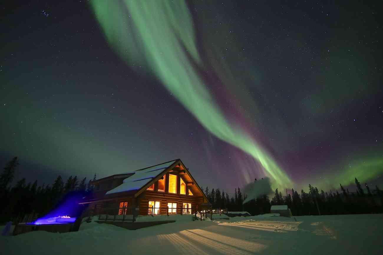 Disfruta de las auroras boreales en estos espectaculares alojamientos 6