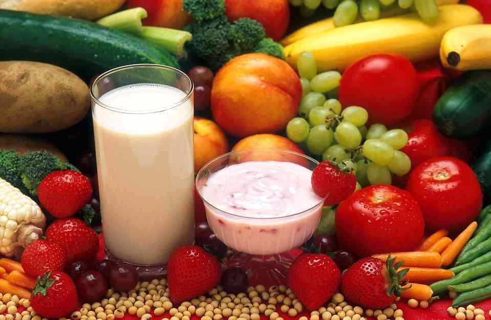 Efectos saludables de una dieta rica en productos vegetales 2