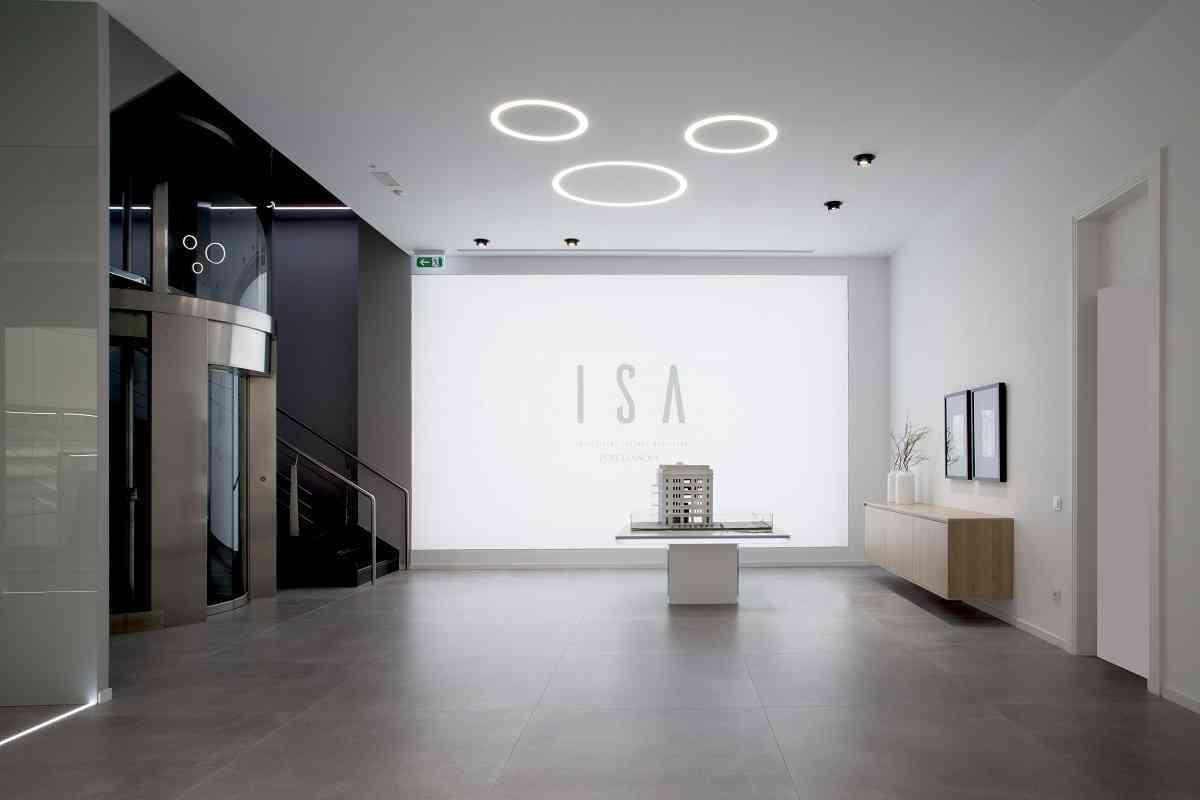 ISA, el nuevo asistente virtual de Porcelanosa 1