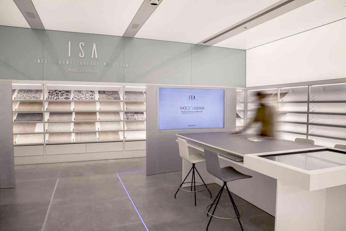 ISA, el nuevo asistente virtual de Porcelanosa 2