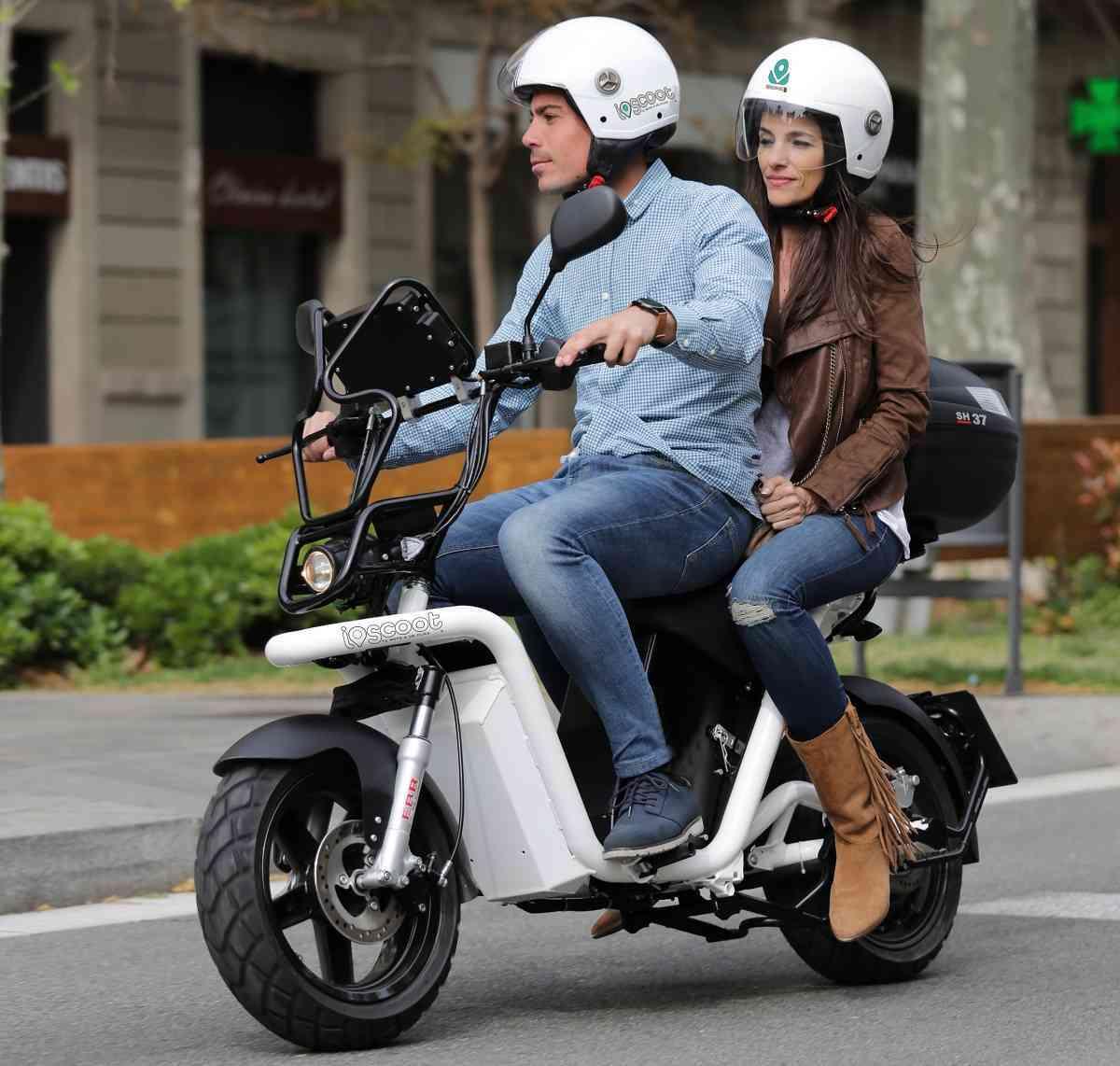 Comodidad, rapidez y precio, principales razones para utilizar el motosharing 1