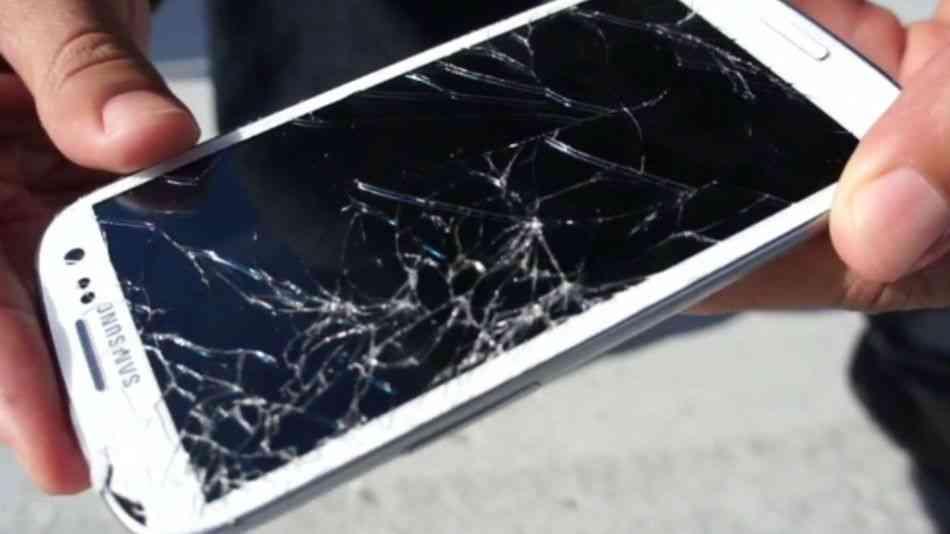 5 principales caídas de móviles que acaban en rotura 1