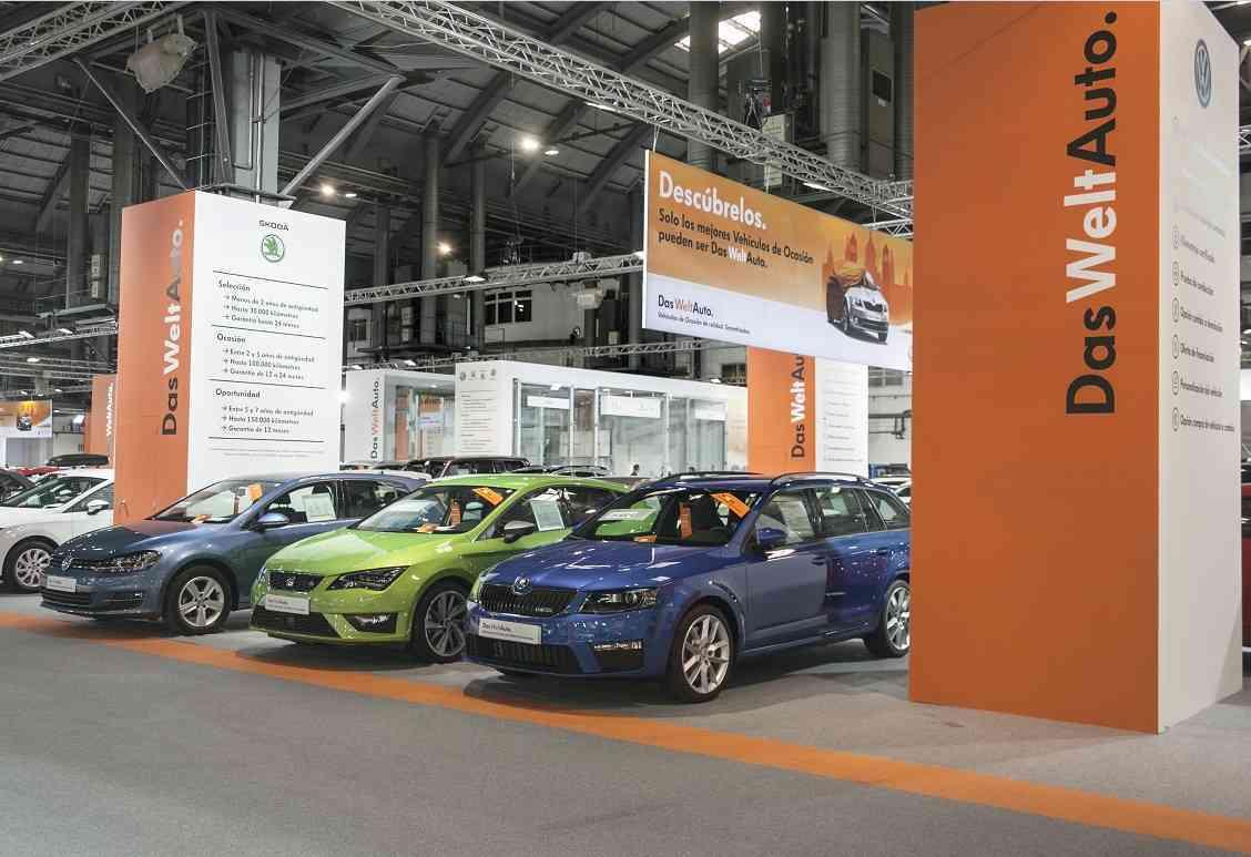 Los vehículos de ocasión aumentan su valor durante el mes de abril 2