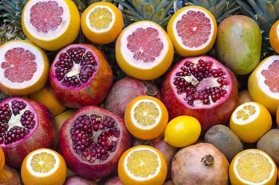 Mejorar nuestras comidas combinando fruta con otros ingredientes 1