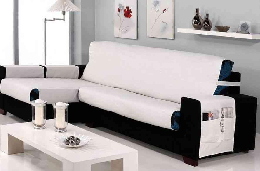 Tipos y materiales de fundas de sofá para elegir la correcta 3