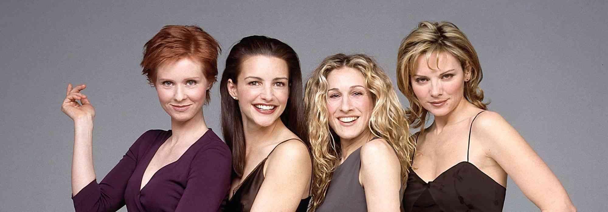 Se cumple 20 años del estreno de Sexo en Nueva York 1