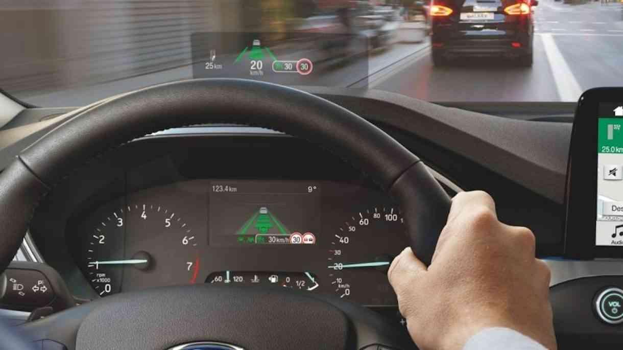 Una tecnología de aviones de combate para el nuevo Ford Focus