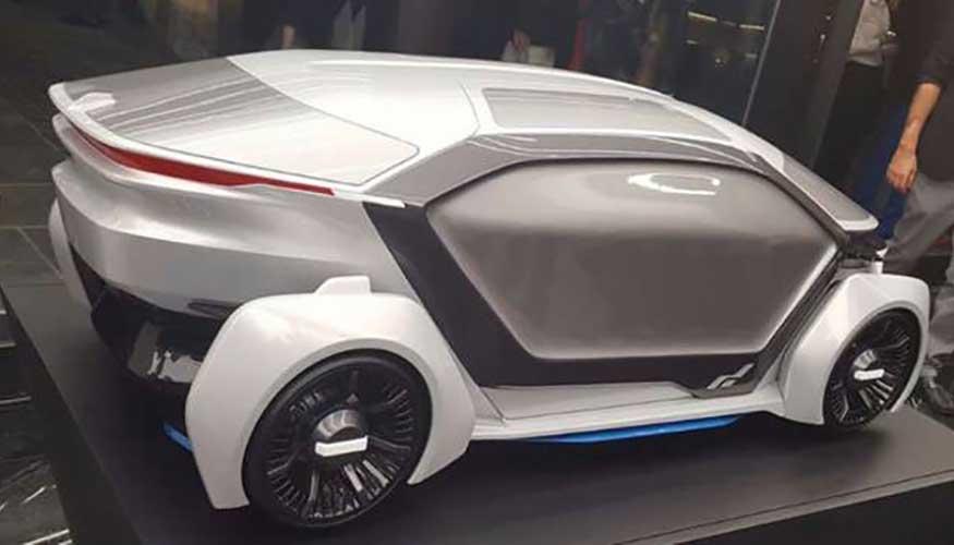 AKKA diseñará un nuevo vehículo autónomo para ICONIQ Motors 3