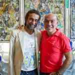 Exposición de Jordi Mollá en Room Mate Óscar durante el Orgullo Gay de Madrid 2