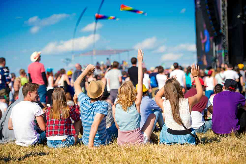 Consejos para reducir costes en los festivales de música 1