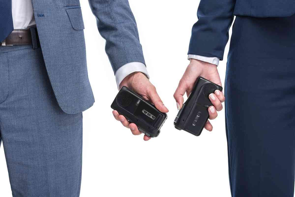 Grabadoras espías, el método probable utilizado para las escuchas de la ministra Delgado 1
