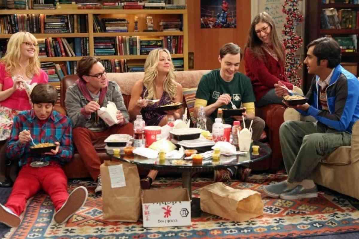 Descubre el menú semanal que comerías si fueras amigo de Sheldon Cooper 2