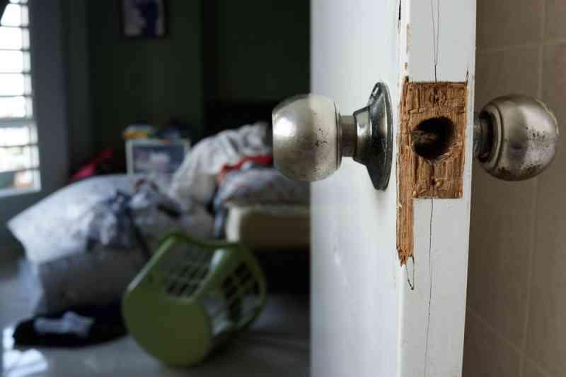 La casa y el coche, lo más denunciado por robo