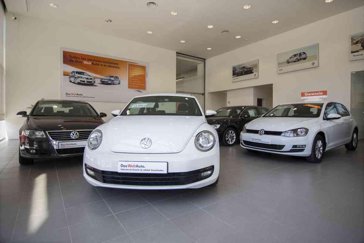 El vehículo de ocasión aumenta su precio un 6,5% en septiembre 2
