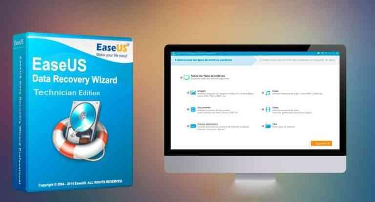 Recupera tus archivos borrados con EaseUS Data Recovery Wizard