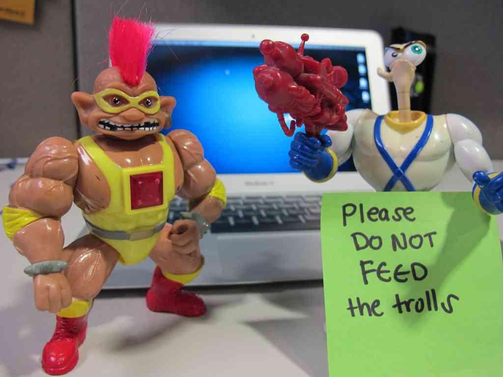 Trolls, ¿cómo lidiar con ellos en Internet? 2