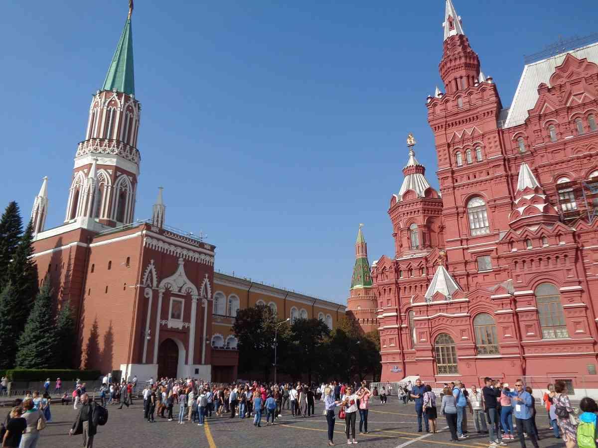 La nueva Moscú se muestra orgullosa de arriba abajo 12