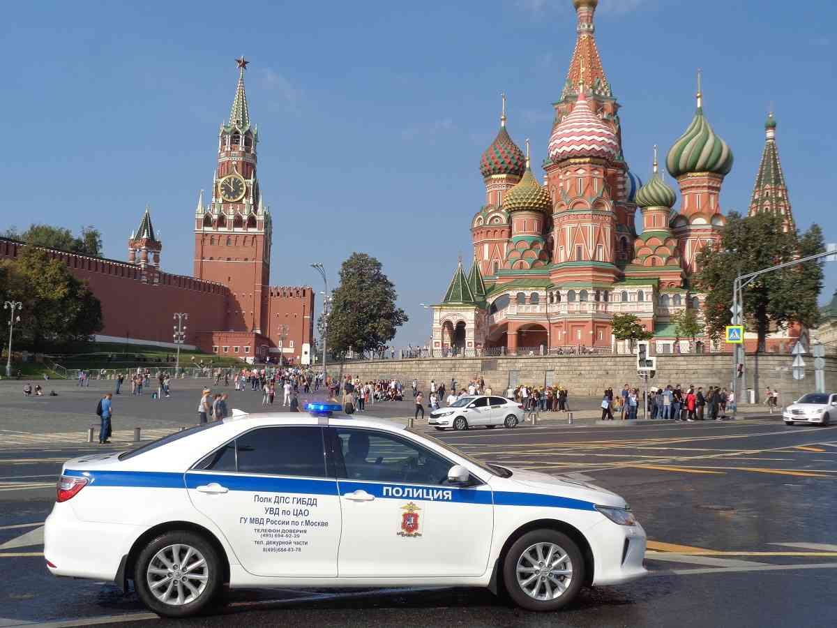 La nueva Moscú se muestra orgullosa de arriba abajo 14