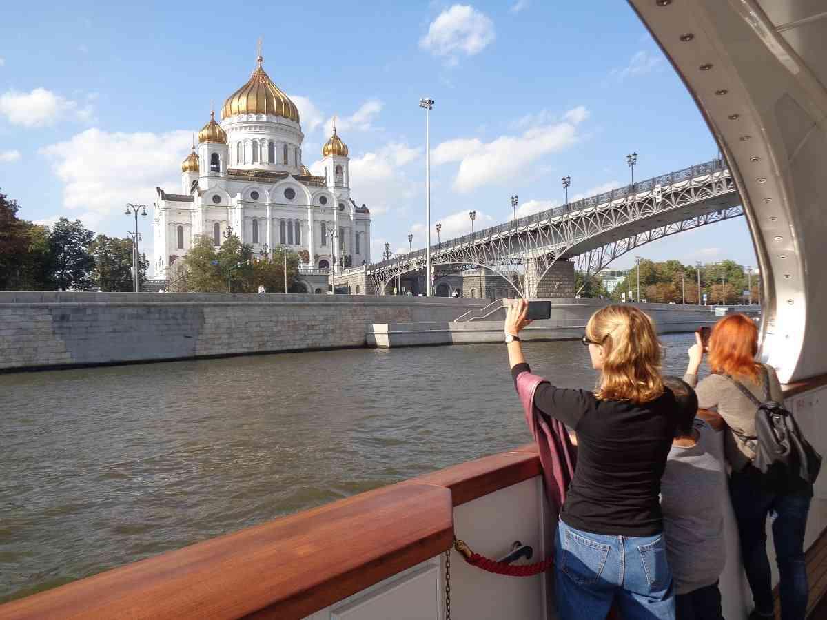 La nueva Moscú se muestra orgullosa de arriba abajo 15