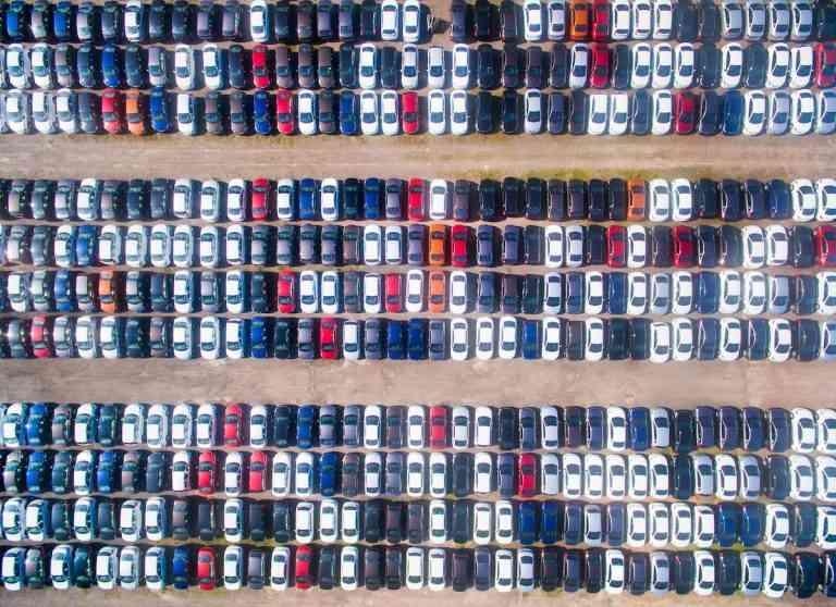 El precio del vehículo de ocasión sube un 4,4% en noviembre
