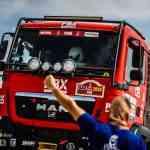 Los camiones de Palibex terminan el Dakar 2019 13