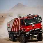 Los camiones de Palibex terminan el Dakar 2019 6