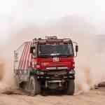 Los camiones de Palibex terminan el Dakar 2019 7