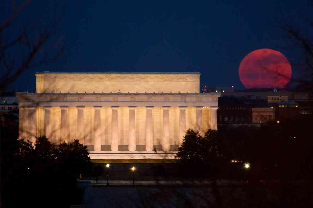 5 consejos para fotografiar la próxima Luna Roja 1