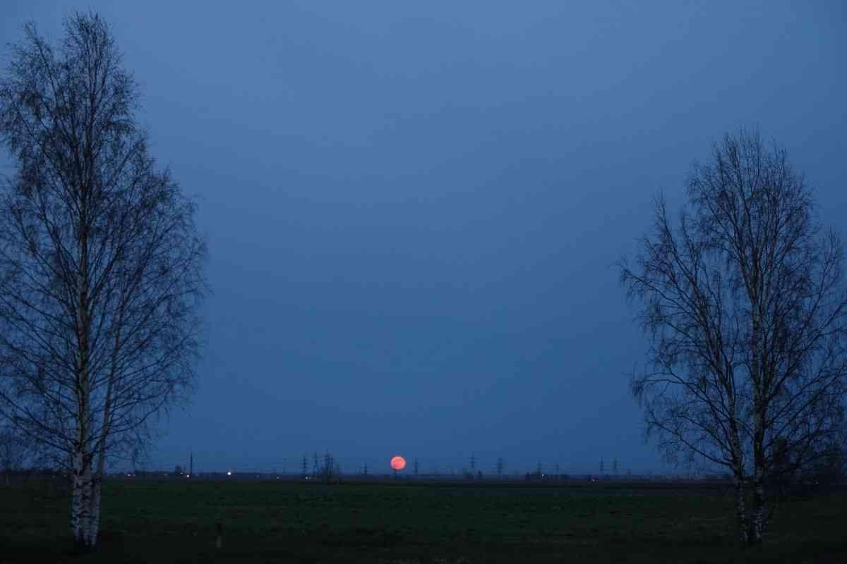 5 consejos para fotografiar la próxima Luna Roja 2