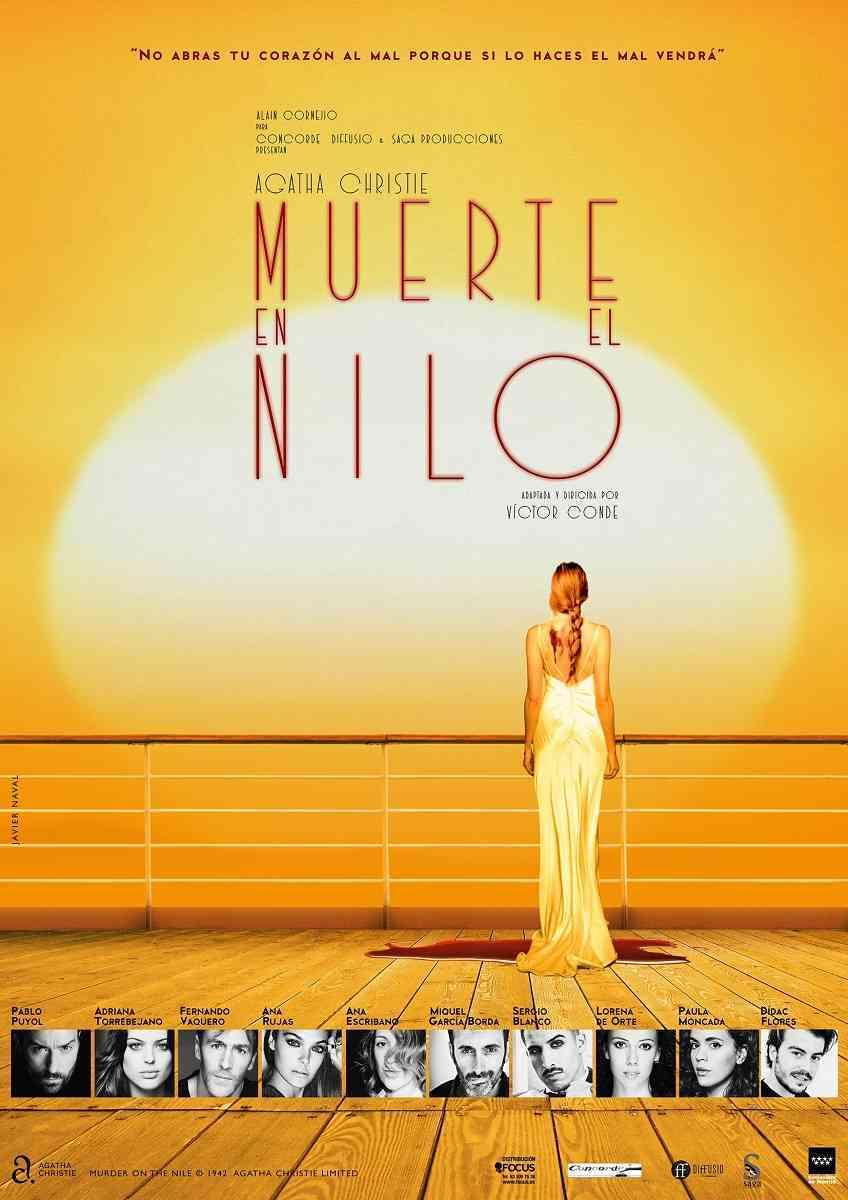 """El estreno de """"Muerte en el Nilo"""" coincide con el auge del turismo hacia Egipto 1"""