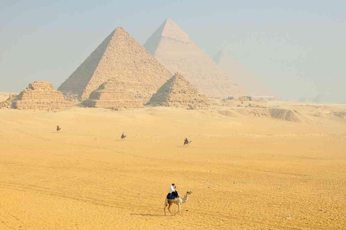 """El estreno de """"Muerte en el Nilo"""" coincide con el auge del turismo hacia Egipto 6"""