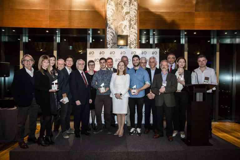 Entrega del VII Premio Eurostars Madrid Tower de Fotografía