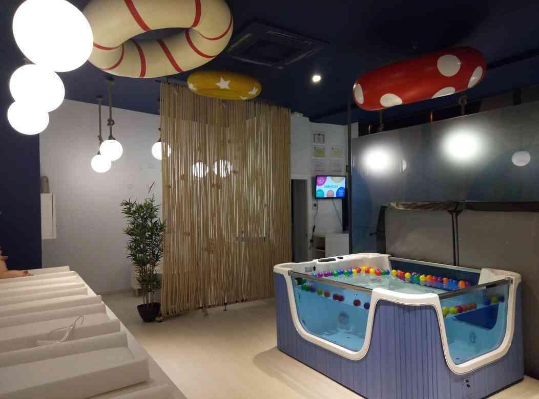 La cadena de spa infantiles Splash Baby Spa se posiciona como la primera franquicia de este modelo de negocio