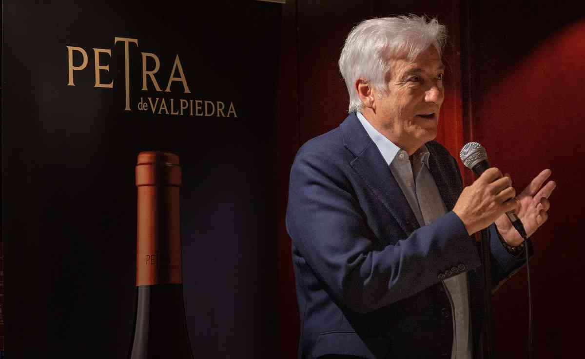 Finca Valpiedra presenta Petra de Valpiedra, su nuevo vino 100% garnacha