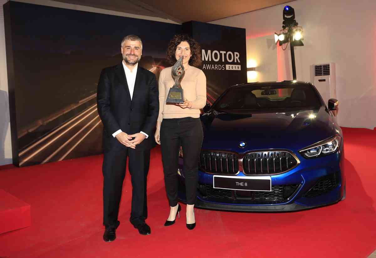 BMW Serie 8 y Ducate Panigale V4 premiados como Mejor Coche y Mejor Moto del año de los Motor Awards 2019 4